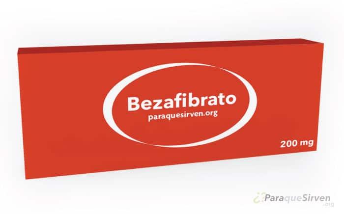 Para que sirve Bezafibrato