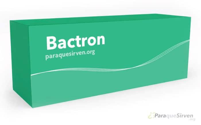 Caja de Bactron