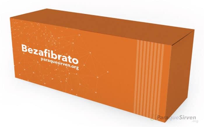 Bezafibrato caja