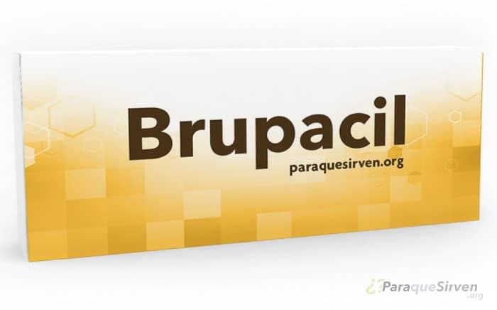 Medicamento Brupacil
