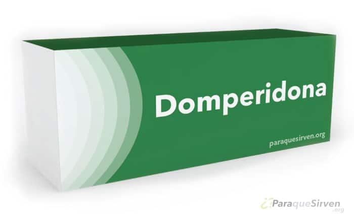 Muestra médica de Domperidona