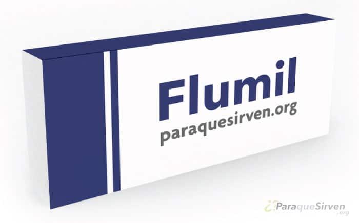 Medicamento para la gripa