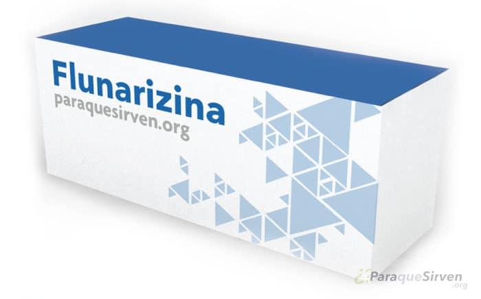 Muestra médica de Flunarizina