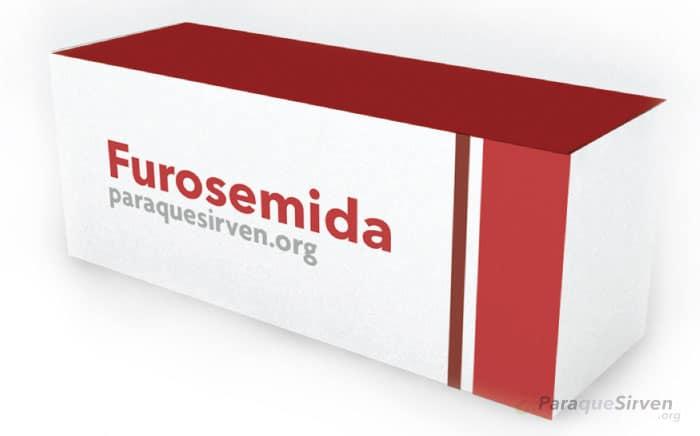 Muestra médica de Furosemida