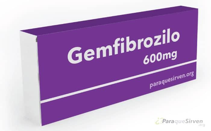 medicina gemfibrozilo