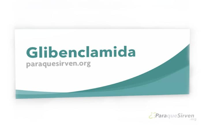 Muestra médica de Glibenclamida