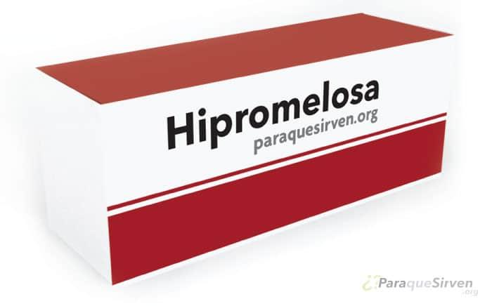 Muestra médica de Hipromelosa