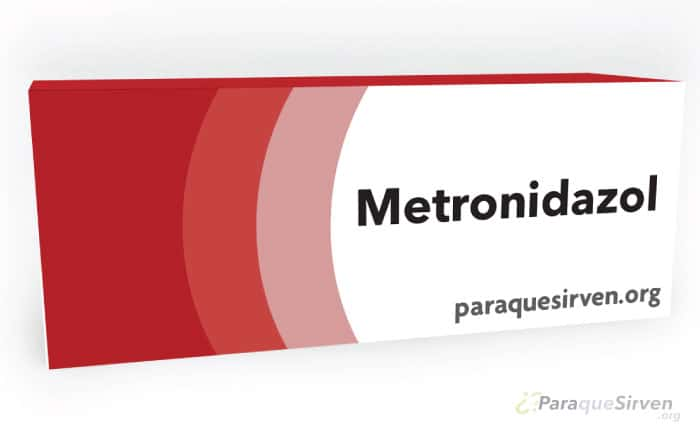 Para Que Sirve El Metronidazol