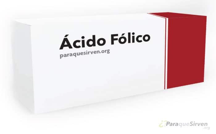 Caja de Ácido Fólico