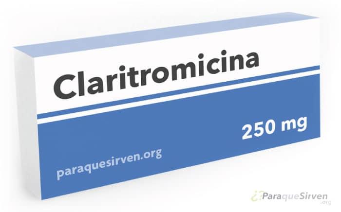 Para Que Sirve La Claritromicina 250mg