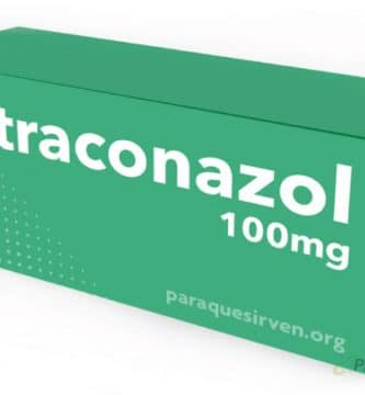 rixtal itraconazol capsulas para que sirve